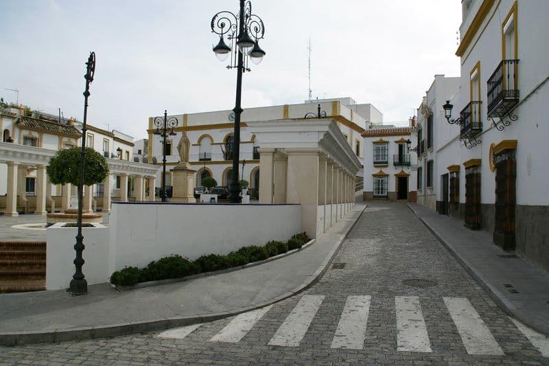 Ayuntamiento de Las Cabezas de San Juan./Hermann Luyken