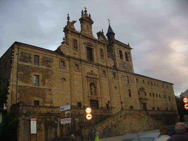 Convento de los Padres Paúles./FCPB