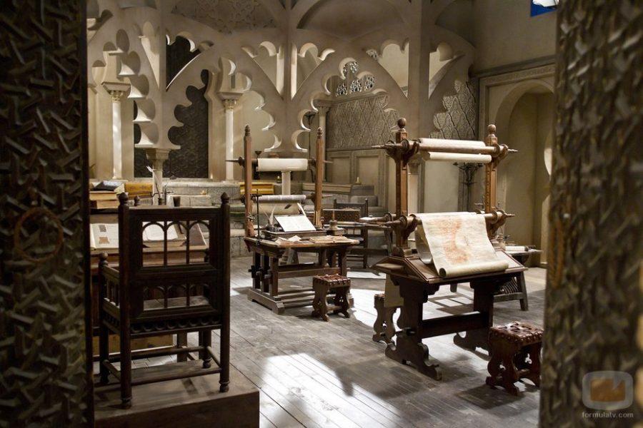 El saber de la Edad Media, reunido en la Escuela de Traductores (Toledo)