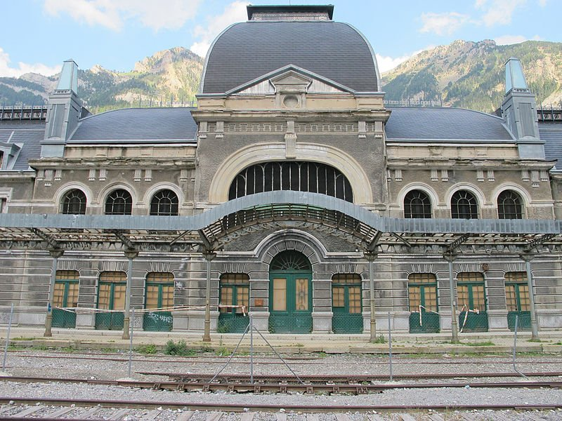 Estación de Canfranc: un nido de espías durante la II Guerra Mundial (Huesca)