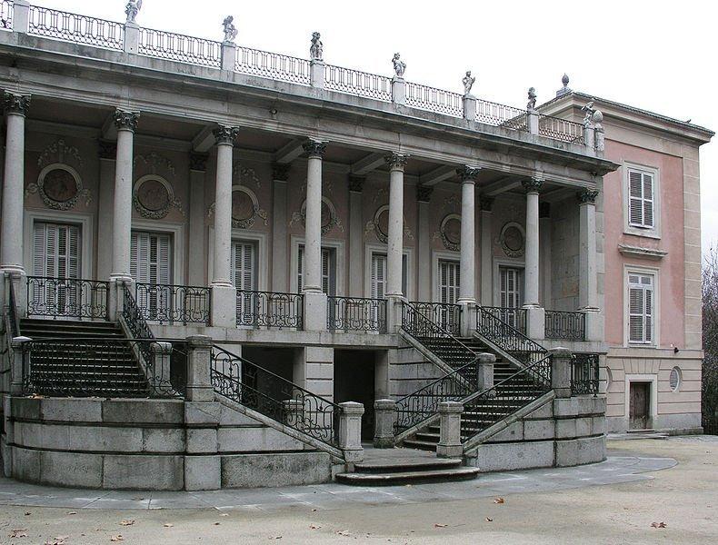 Palacio de los duques de Osuna./Håkan Svensson (Xauxa)