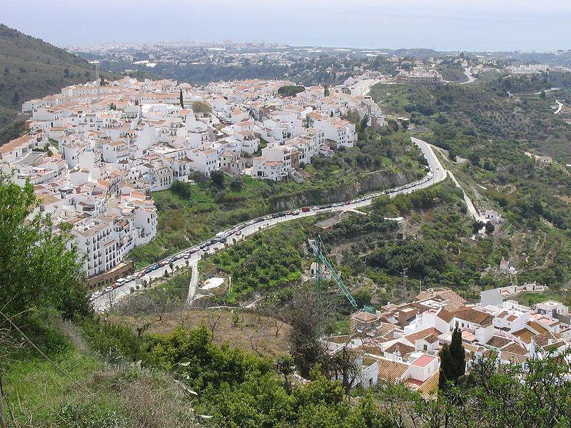 Frigiliana: el Oriente de Al-Ándalus (Málaga)