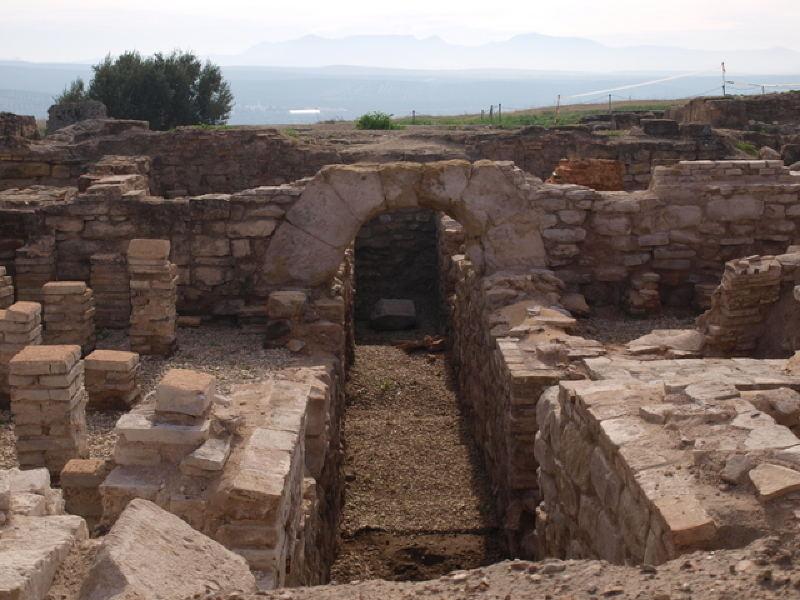 Ruinas de la ciudad de Cástulo