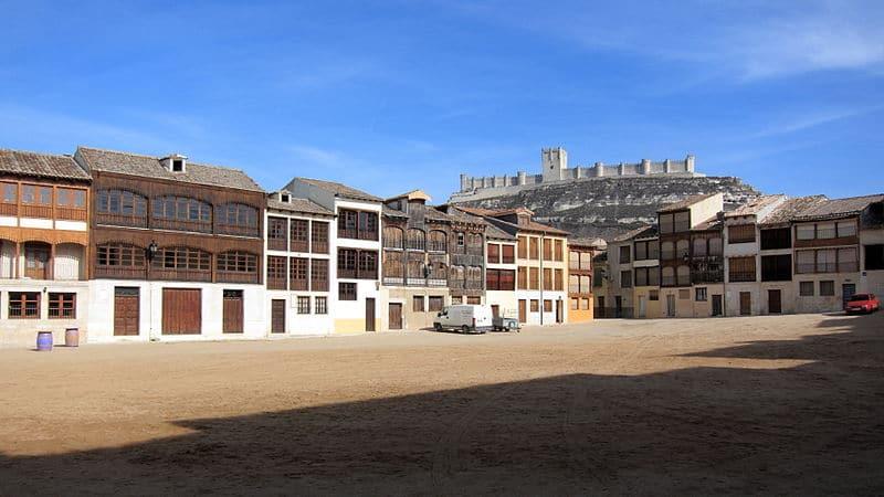 Peñafiel_Plaza_del_coso