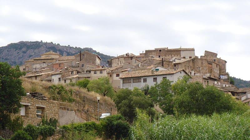 Beceite: templaria y crueldad carlista (Teruel)