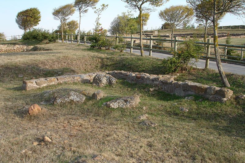 domus romana en juliobriga