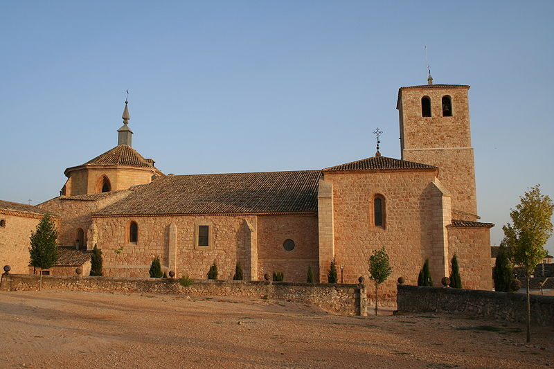 edificio religioso de belmonte