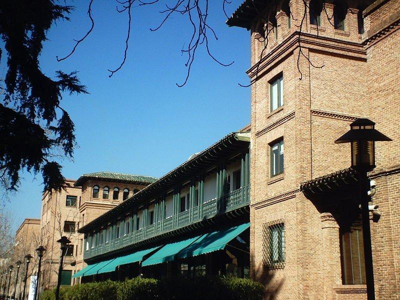 residencia de estudiantes está en madrid