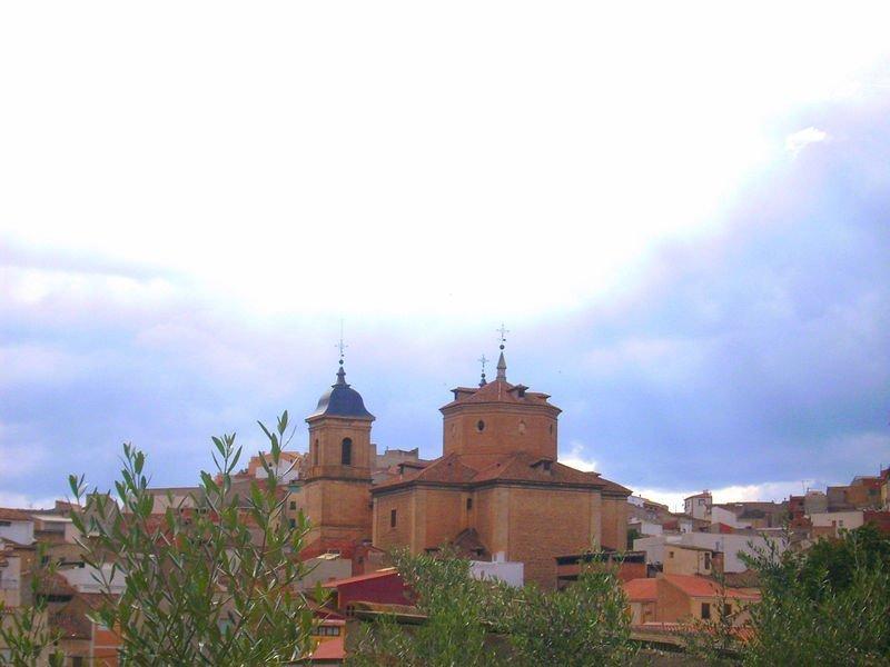 templo religioso de Santa Quiteria