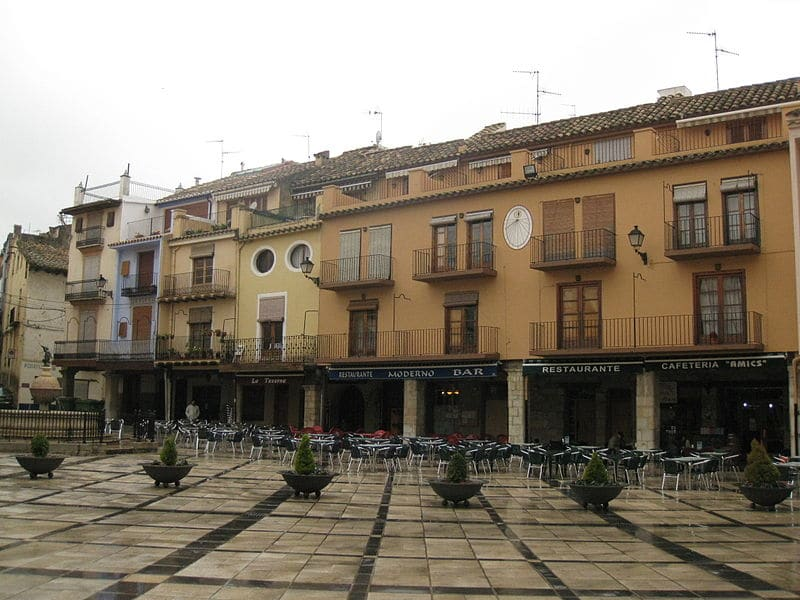 plaza mayor san mateu - Ruta por el Maestrazgo (Castellón)