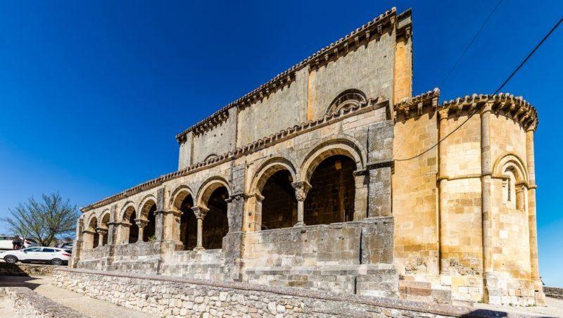 Sepúlveda: hogar de eremitas (Segovia)