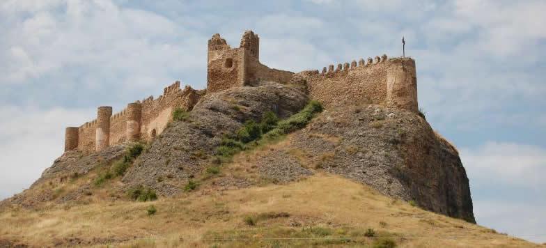 Fortaleza de Clavijo en La Rioja
