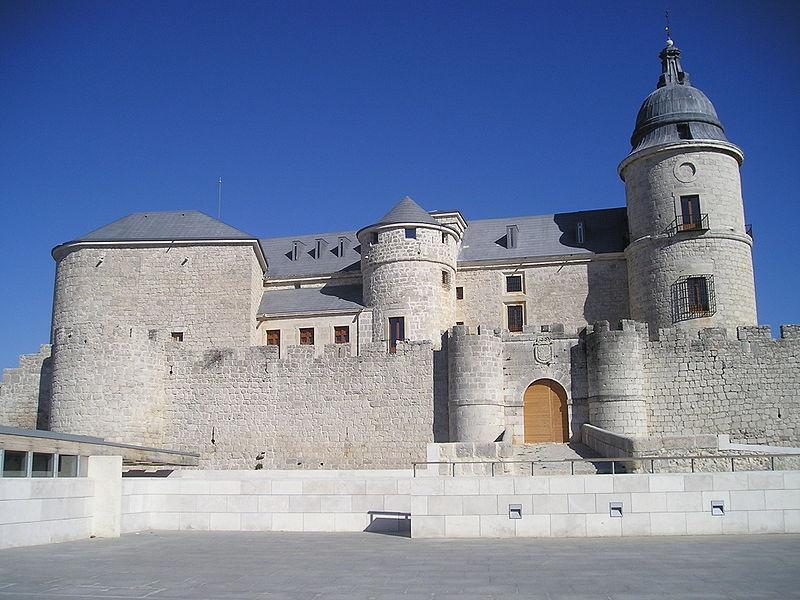 Fortaleza y Archivo de Simancas