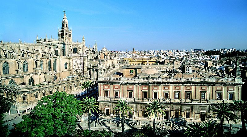 Archivo General de Indias (Sevilla)