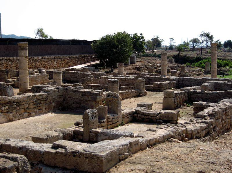 Ruinas_pollentia_mallorca