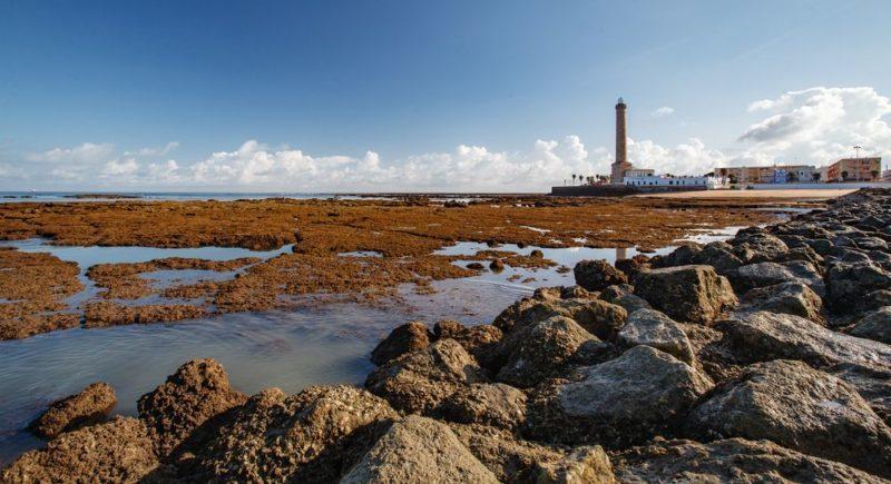 Chipiona: el faro más alto de España (Cádiz)