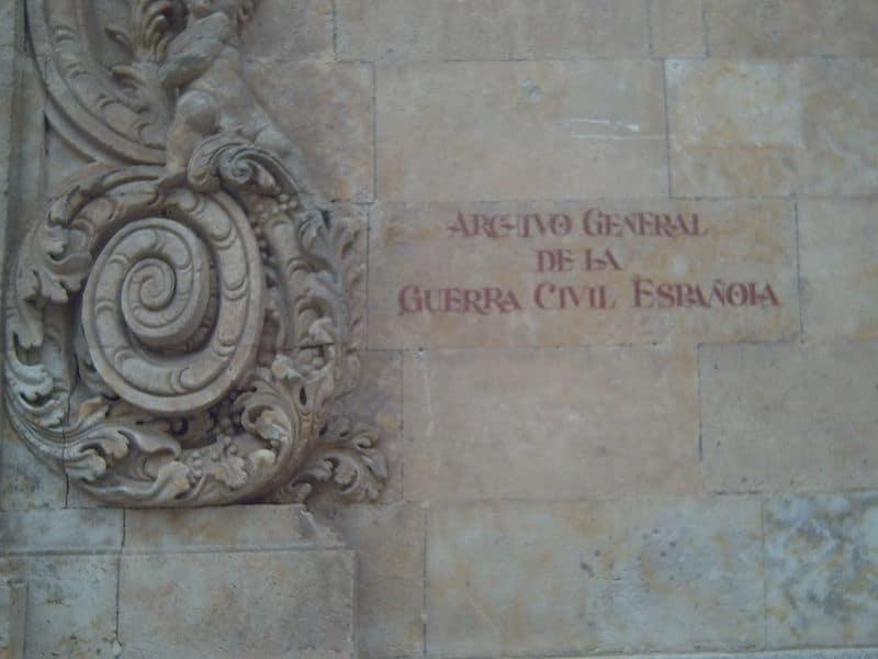 archivosalamanca - Archivo de Salamanca (Castilla y León), qué son y qué contienen