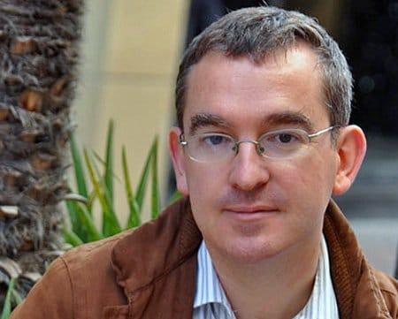 Entrevista a Santiago Posteguillo (escritor)