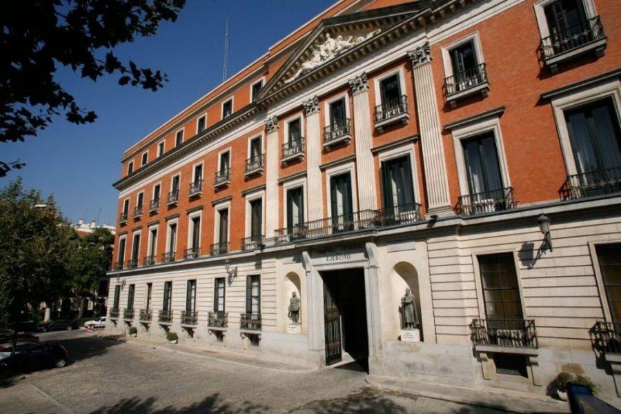 Palacio de Buenavista (Madrid)