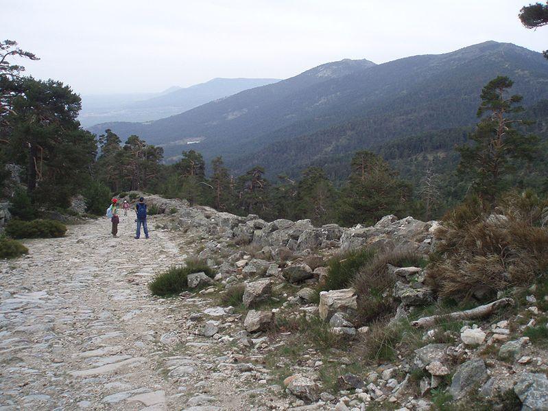fuenfria_calzada_romana_lugares_historia