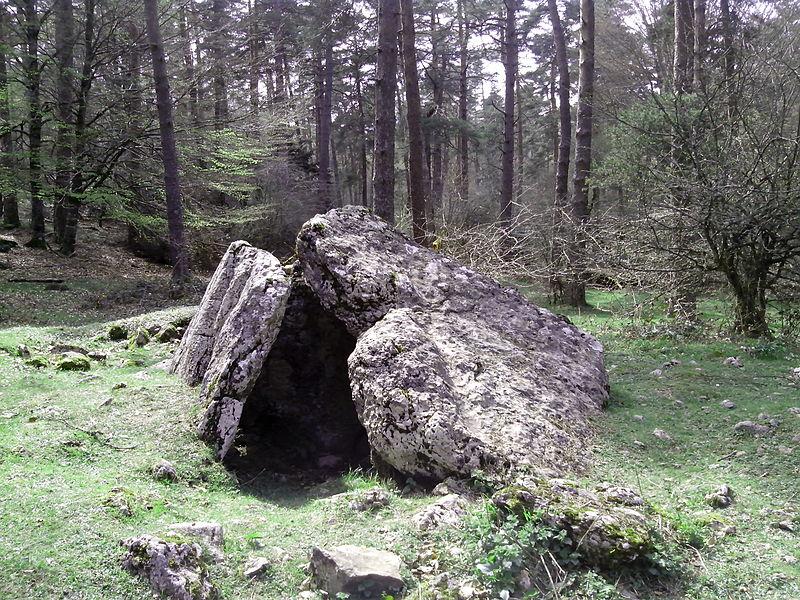 dolmen_aralar_lugares_historia