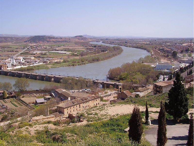 ebro tudela garygillmore - Tudela: la ciudad de las tres culturas