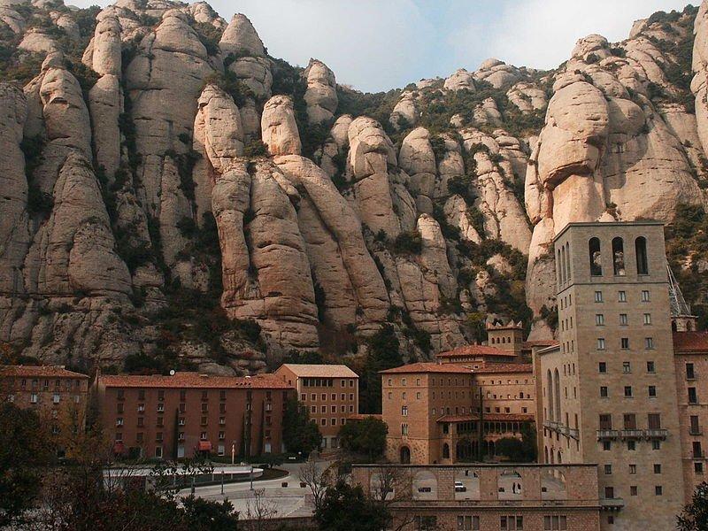 Montserrat: la montaña mágica de Barcelona