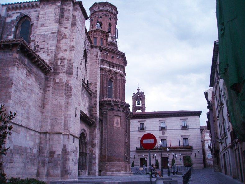 plaza vieja tudela - Tudela: la ciudad de las tres culturas