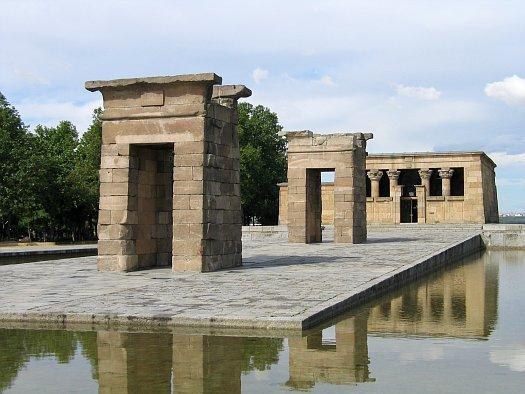 Ruta por Egipto en España (Madrid, Barcelona, León)