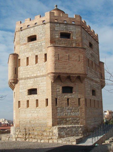 torre monreal tudela arenillas - Tudela: la ciudad de las tres culturas