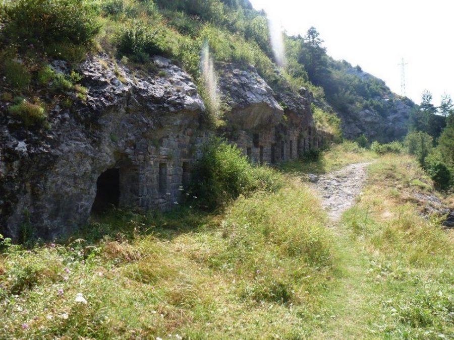 La Línea P: los búnkeres que levantó Franco en los Pirineos