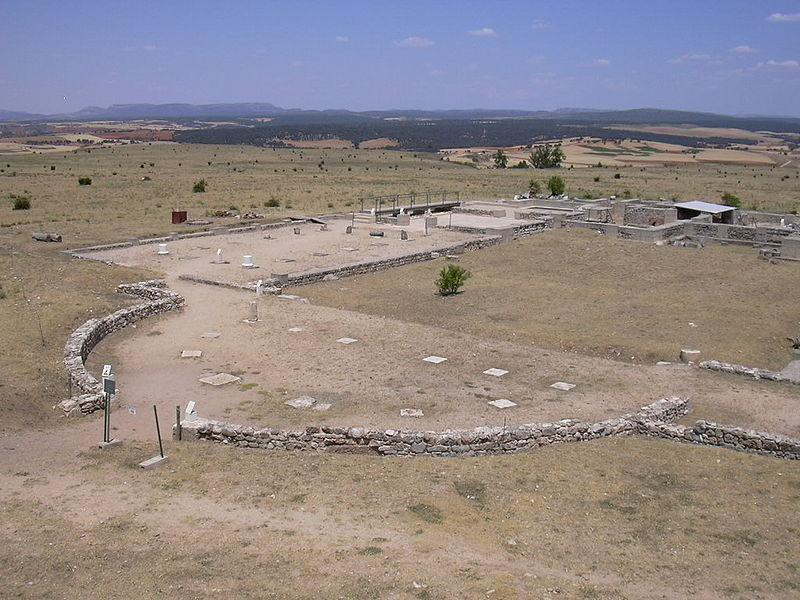 Clunia: el centro jurídico y religioso de la antigua Celtiberia (Burgos)