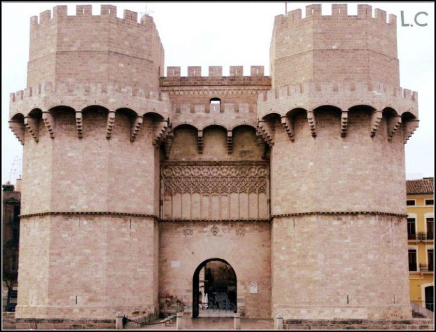 Torres de Serranos y de Quart (Valencia)
