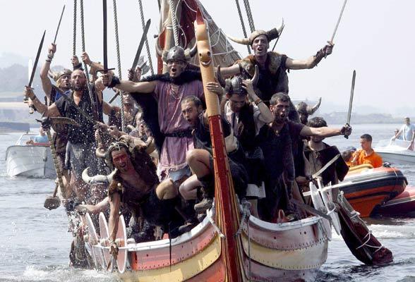 Vikingos en Cantabria