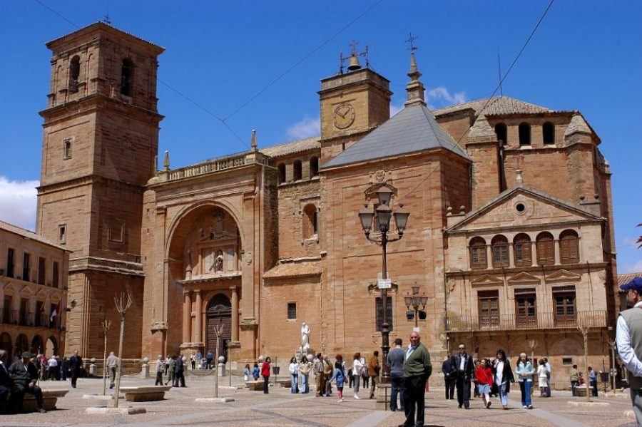 Torre de Juan Abad (Ciudad Real)