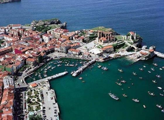 Los puertos templarios (Cataluña, Comunidad Valenciana, Baleares, Andalucía, Galicia, Asturias, Cantabria y País Vasco)