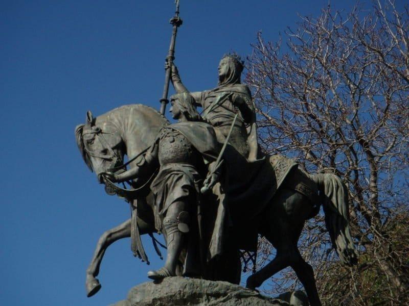 Ruta de Isabel la Católica por Castilla y León y Extremadura
