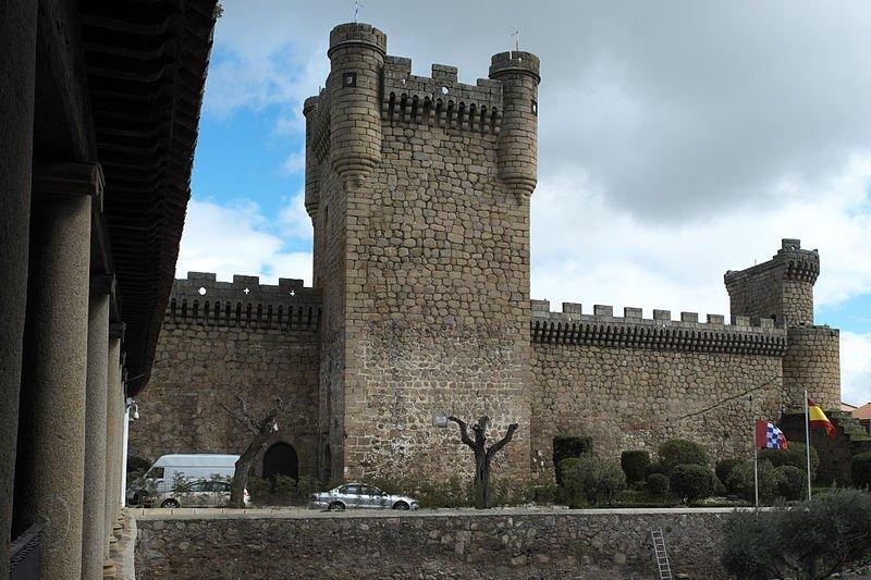 Oropesa: leyendas, mitos y un espectacular castillo (Toledo)