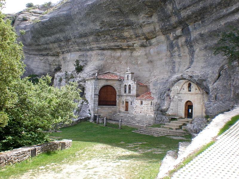 Cuevas de Ojo Guareña (Burgos)