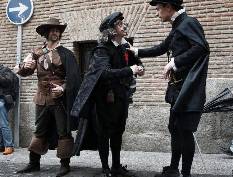 Ruta por el Siglo de Oro español (Madrid)