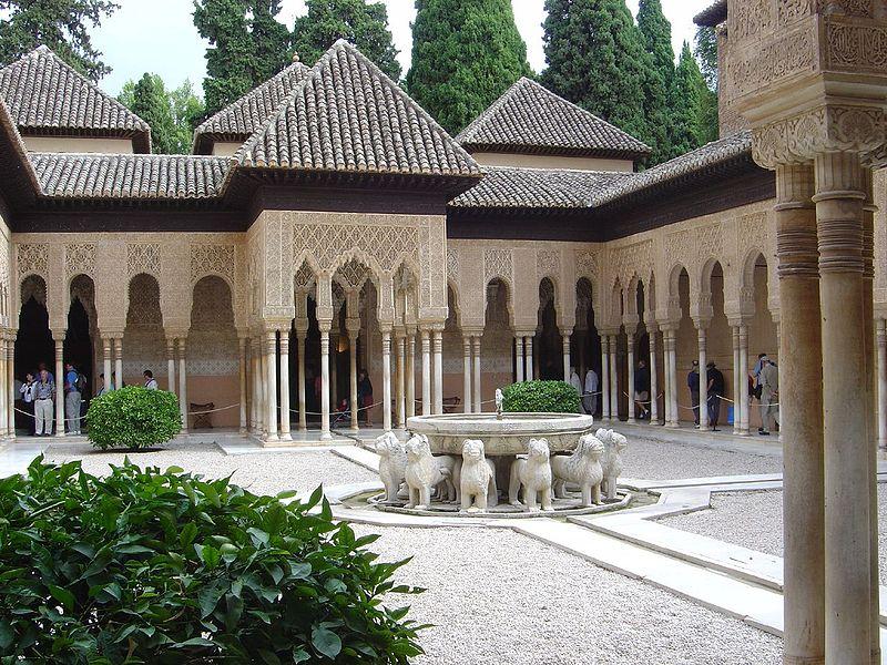 fuente_leones_alhambra_lugares_historia