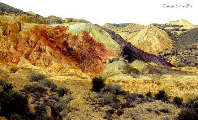 Minas de Mazarrón (Murcia)