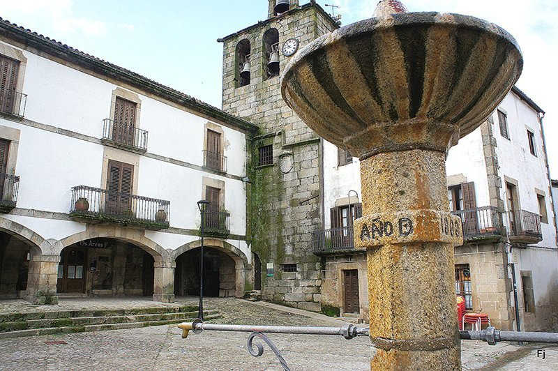 San Martín de Trevejo y su origen celta