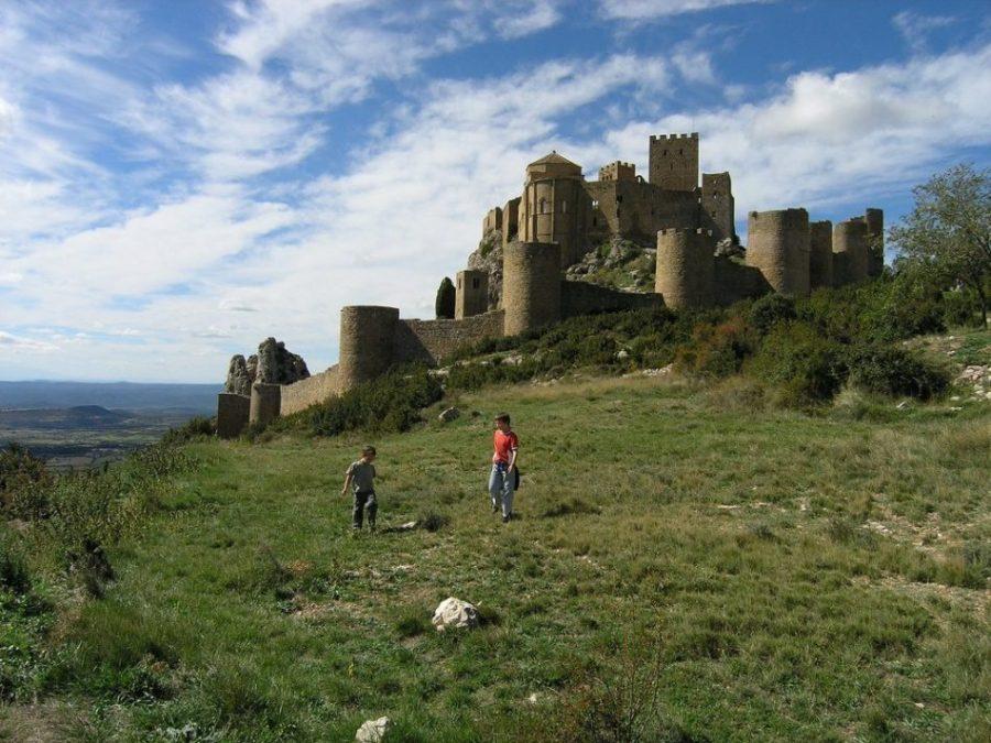 Castillo de Loarre: la fortaleza más imponente de Europa