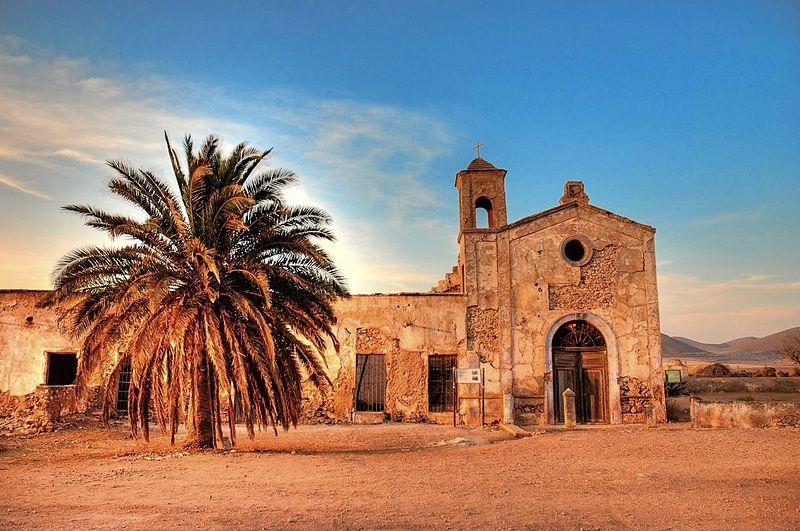 El Cortijo del Fraile Ventura Carmona - Cortijo del Fraile: las 'Bodas de Sangre' de Lorca