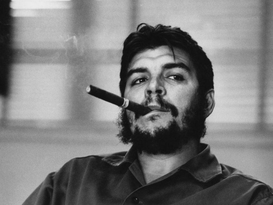 Ruta del Che Guevara por Madrid