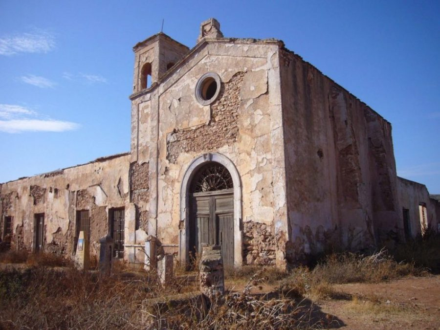 cortijo - Cortijo del Fraile: las 'Bodas de Sangre' de Lorca
