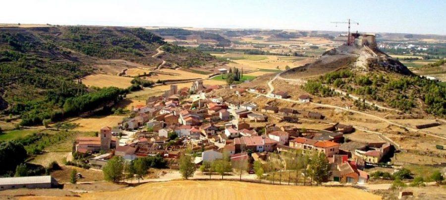 Curiel de Duero, donde tuvo lugar el cautiverio más largo de la historia de España