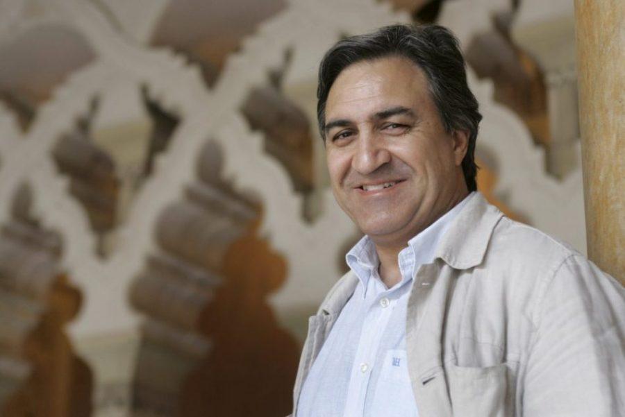 JOSE LUIS CORRAL / ESCRITOR / 14-05-09 / FOTO: JUAN CARLOS ARCOS