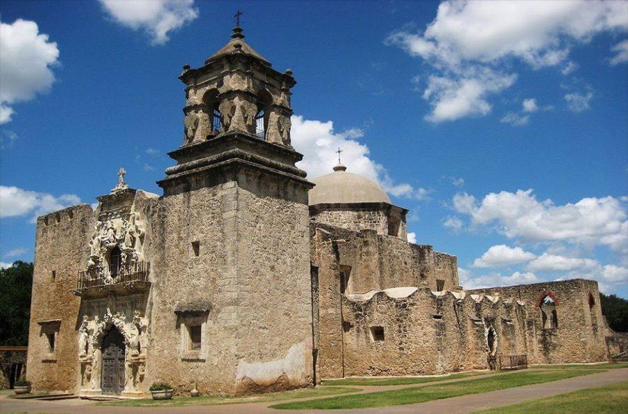 Misión De San José y San Miguel de Aguayo Texas Liveon001 - Las Misiones españolas en Estados Unidos